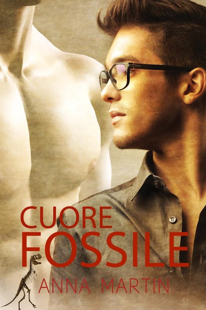 """Recensione: """"Cuore fossile"""" di Anna Martin"""