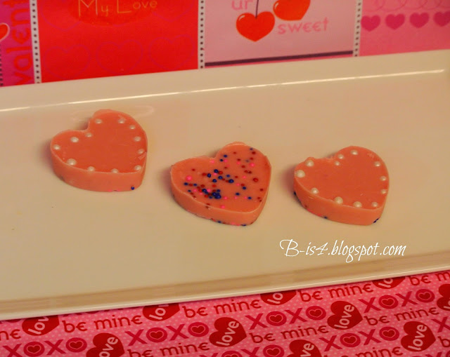 Chocolate, Heart Molds, Dessert