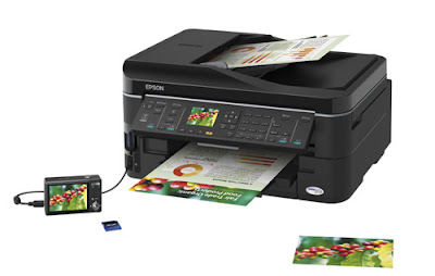 Epson Stylus SX620FW Printer Driver Download