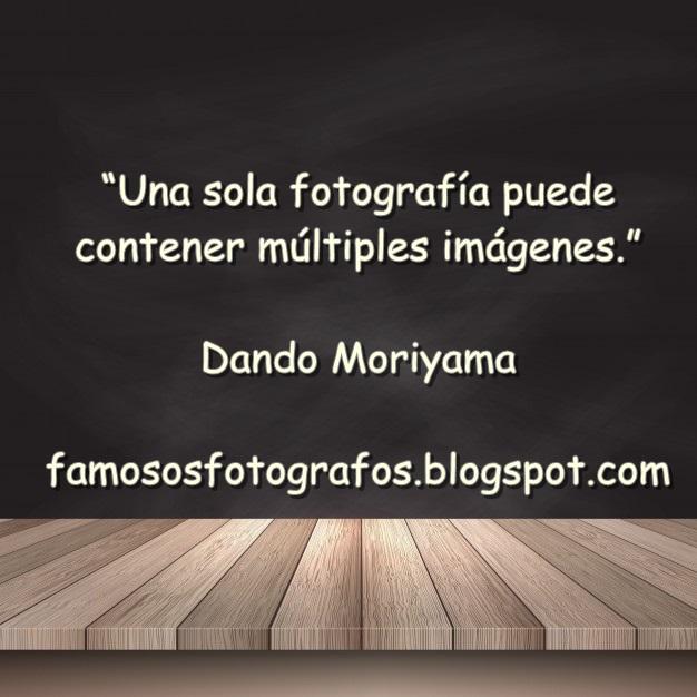 Frases De Fotógrafos Famosos Daidō Moriyama La