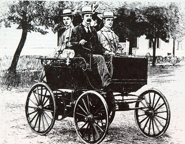 First Car Ever Made