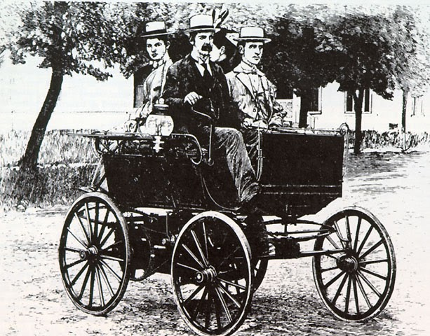 the twenty first century car first car ever made. Black Bedroom Furniture Sets. Home Design Ideas