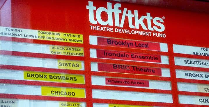 TKTS | Ingressos com descontos para shows em Nova York