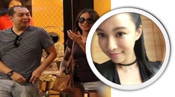 Aktres keluar dengan anak Najib dah ada kekasih?