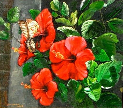 Manfaat Dan Khasiat Bunga Sepatu Untuk Tubuh