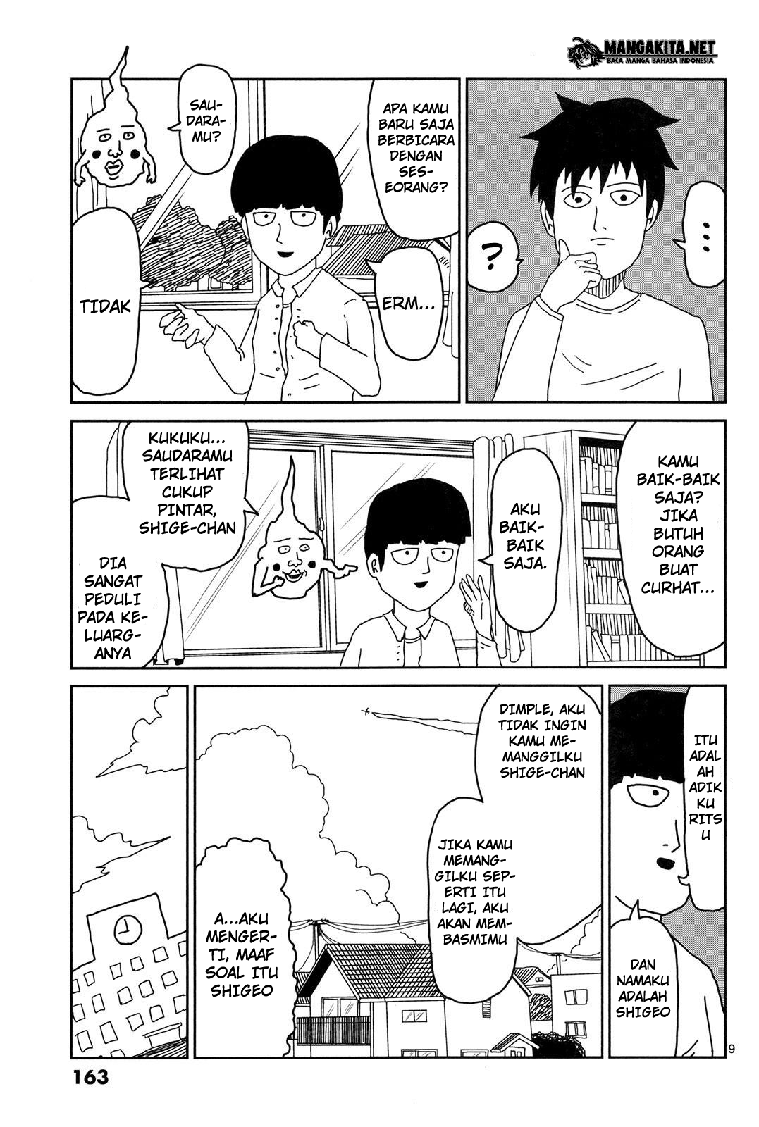 Mob Psycho 100 Chapter 09-8