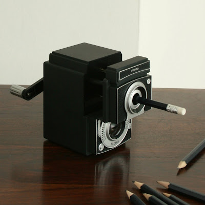 Creative Pencil Sharpeners and Cool Pencil Sharpener Designs (15) 4