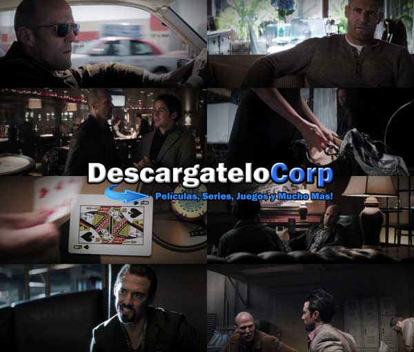 Descargar Wild Card DVDRip Latino