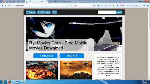 Download Film Ya Di Ryemovies Aja