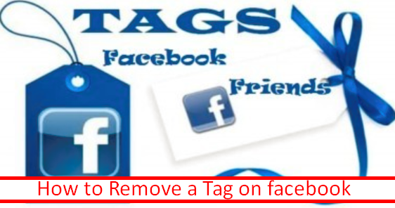 Facebook How To Remove Tag