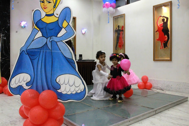 fairy theme party for girls