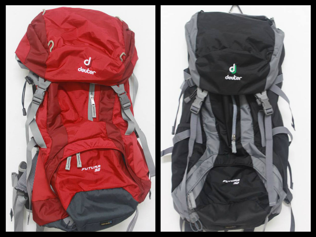 bieten Rabatte neues Design Super süße ORIGINAL BACKPACK HERE...: Deuter Futura 32 Backpack