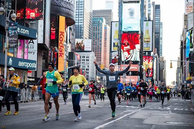 Como participar da Maratona de Nova York