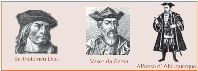 Tokoh-tokoh penjelajah samudera dari portugis