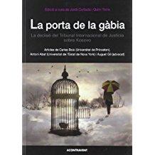 la porta de la gàbia, Quim Torra cap a la gàbia, garjola, trena, presó