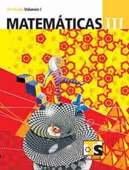 Matemáticas III Volumen I Libro para el Alumno Tercer grado 2018-2019 Telesecundaria