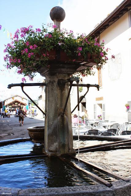 Aussois, un joli village de Savoie