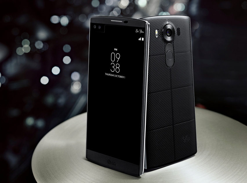 LG V10 Double Screen Review