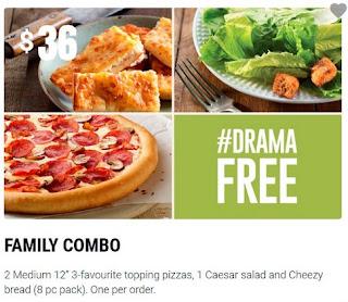 Panago Pizza Menu Prices September 20 – November 14, 2017