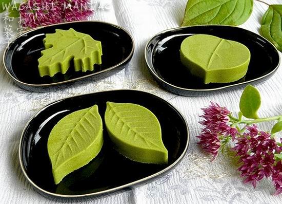 Socola trà xanh