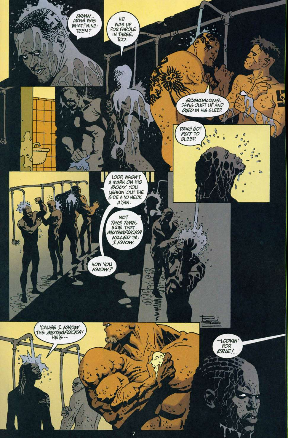 Read online 100 Bullets comic -  Issue #44 - 8