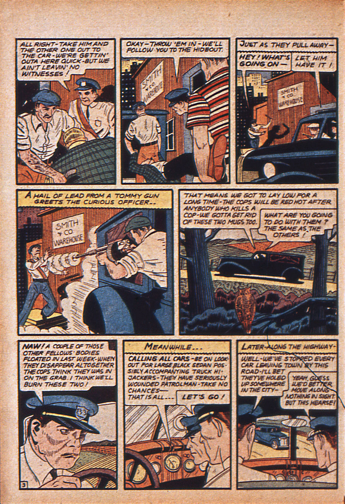 Read online Action Comics (1938) comic -  Issue #15 - 21