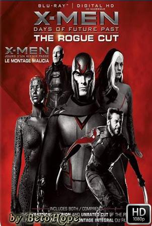 X-Men: Dias del Futuro Pasado The Rogue Cut [2014] [Latino-Ingles] HD 1080P  [Google Drive] GloboTV