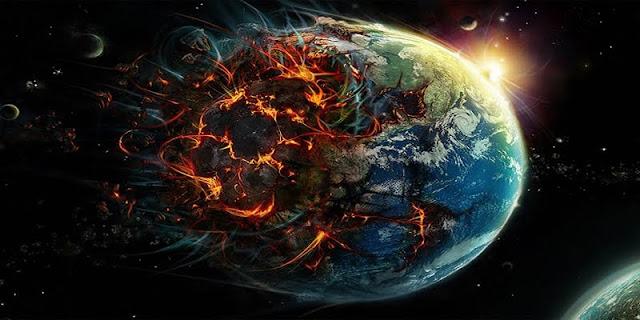 Kisah Bumi Menangis Karena Manusia, Hingga 3 Malaikat Tak Kuasa