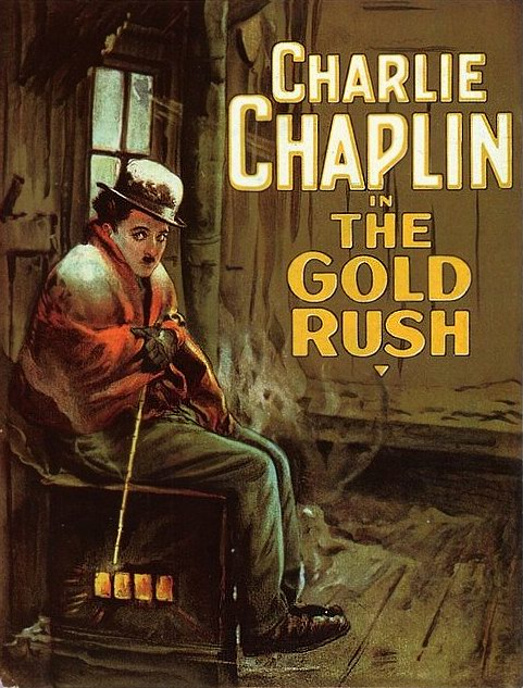 Film di pubblico dominio The Gold Rush (1925)