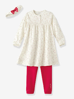 Pyjama fille VERTBAUDET thématique Noël
