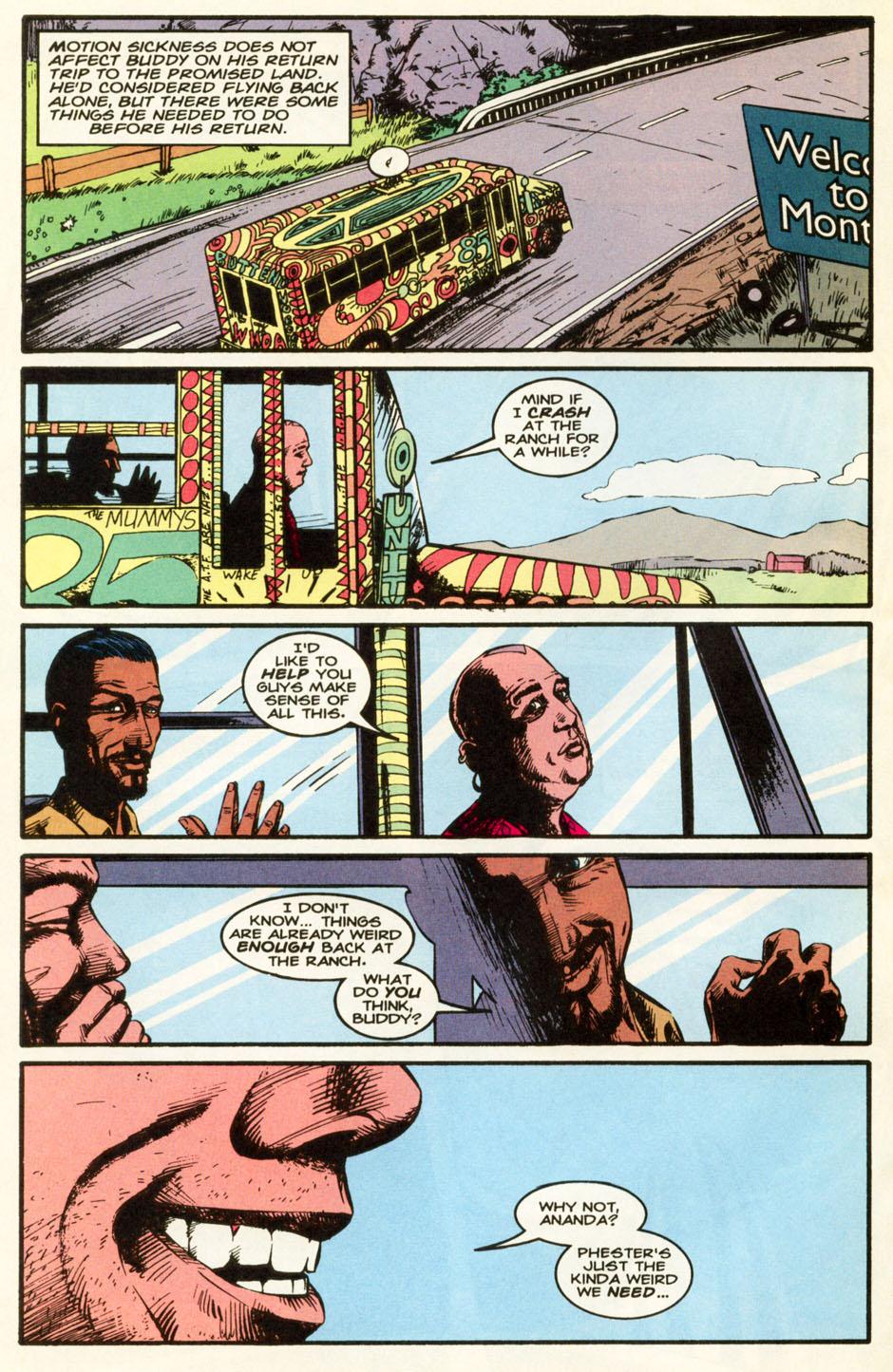 Read online Animal Man (1988) comic -  Issue #87 - 22