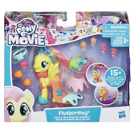 My Little Pony Land & Sea Snap-on Fashion Fluttershy Brushable Pony