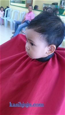 Firash dan tukang gunting rambut