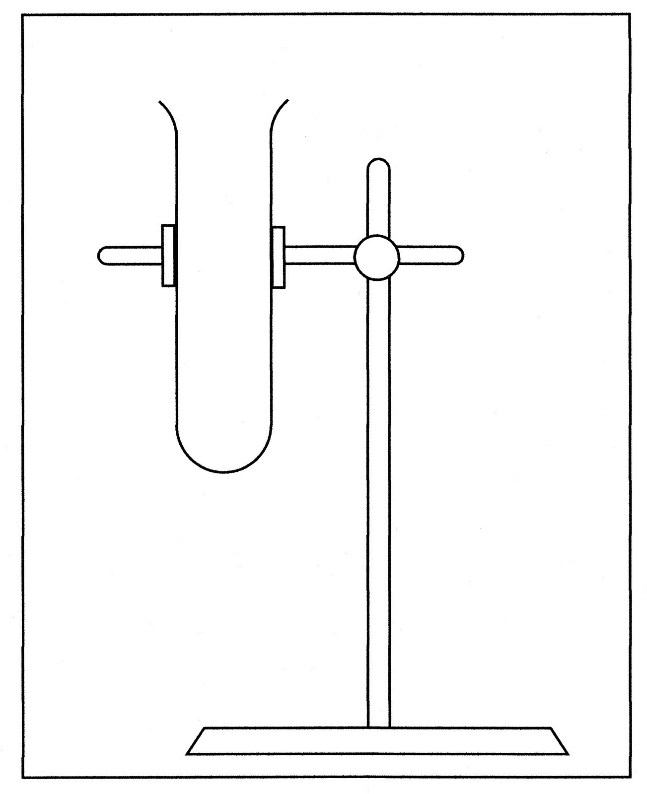 retort stand and clamp diagram kohler mand racing parts test tube holder