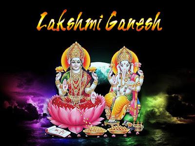 Happy Diwali 2016 Ganesh Laxmi Wallpapers
