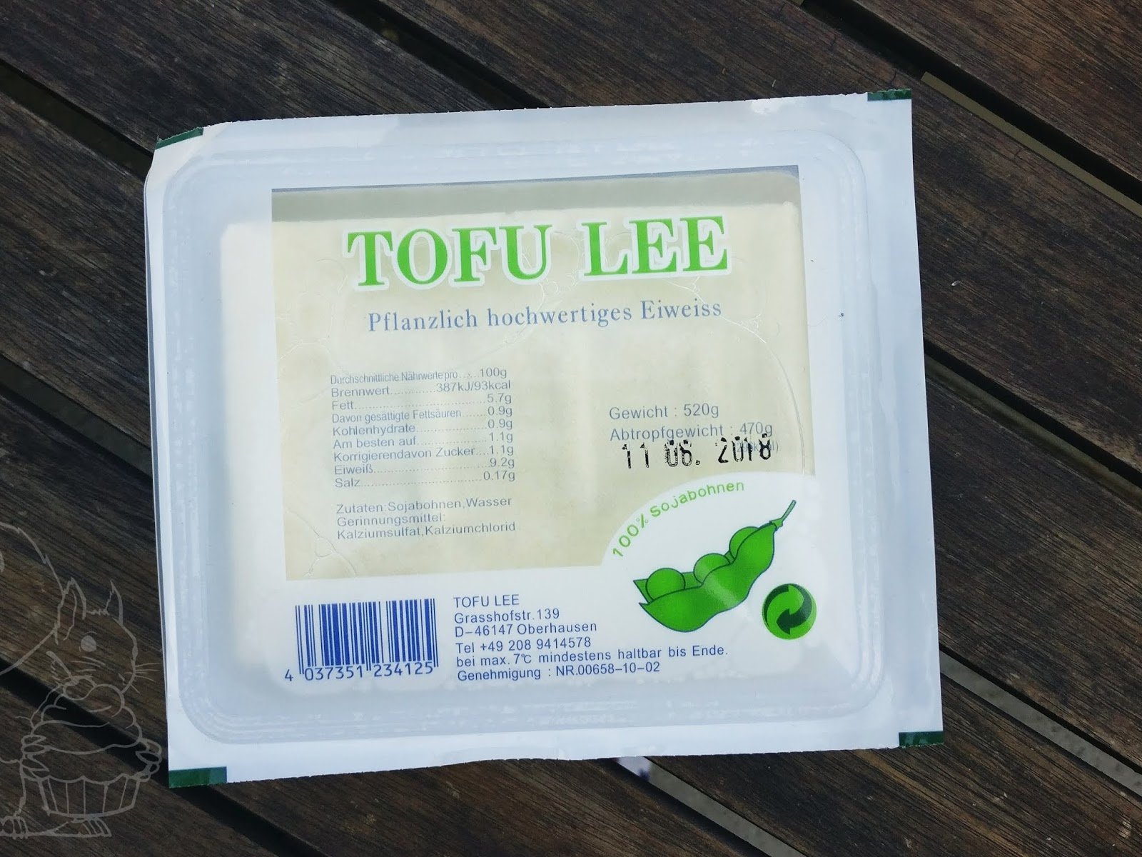 Elegant Tofu Nährwerte Foto Von My Favorite From The Asian Supermarket -