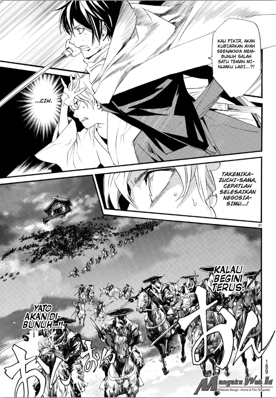 Noragami Chapter 69-21