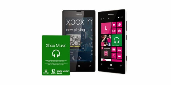 [DEAL] Microsoft offers Nokia Lumia 520/Lumia 521 with Xbox Music Pass for $99