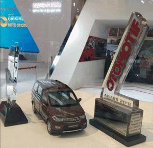 Penghargaan Mobil Wuling di Indonesia