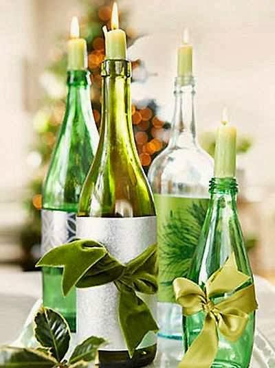 Aneka Kerajinan Tangan Dari Botol Bekas 9