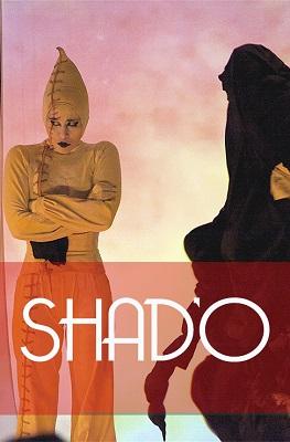 """SHAD'O """"MEME PAS PEUR DU NOIR"""" - De Laetitia Favart"""