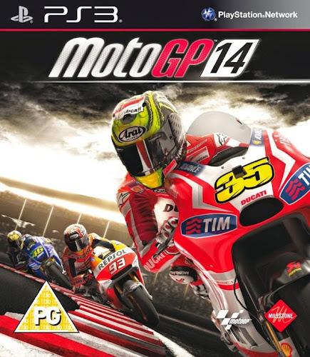 MotoGP 14 PS3 Español Región EUR