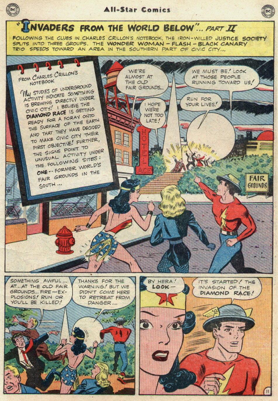 Read online All-Star Comics comic -  Issue #51 - 15