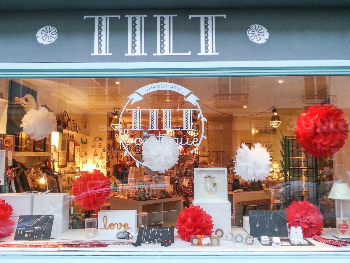 boutique tilt boutique vitrine saint valentin. Black Bedroom Furniture Sets. Home Design Ideas