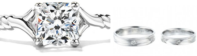 4 prong solitaire ring