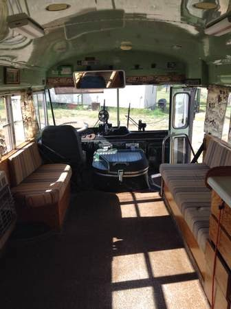 Used RVs 1980 Bluebird Motorhome Conversion For Sale by Owner