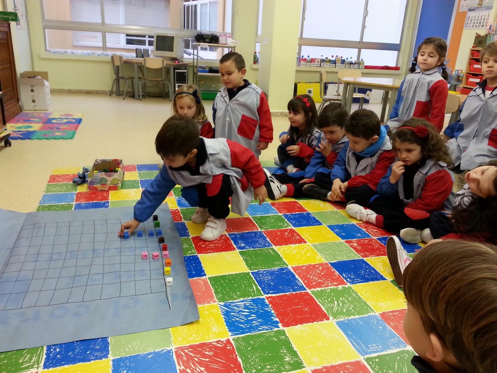 El rinc n de infantil cpr san jos el color de moda en for En nuestra clase