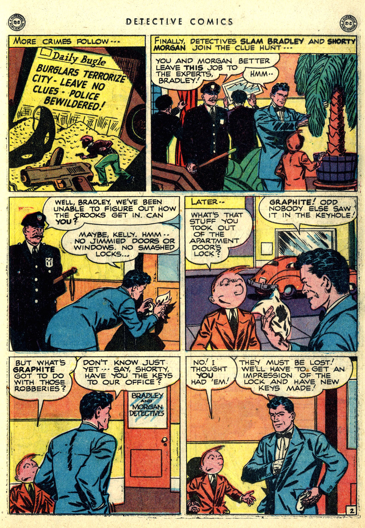 Read online Detective Comics (1937) comic -  Issue #121 - 17