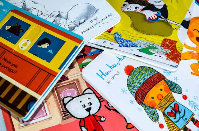 Najlepsze książki dla roczniaka i dwulatka - 16 genialnych kartonówek