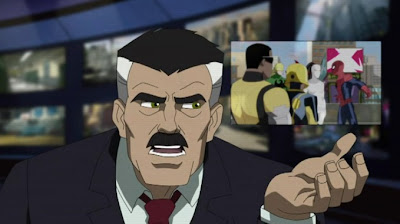 Ultimate Spider-Man J. Jonah Jameson